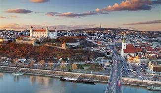 Adventní Bratislava A Čokoládovna Hauswirth
