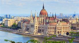 Maďarsko - Budapešť, Královna Dunaje