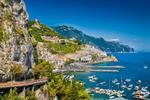 Itálie - Neapolský Záliv