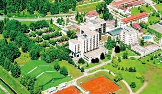 Slovinsko/Radenci - hotel Radin - vlastní doprava