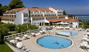 Hotel Valamar Isabella Island Resort