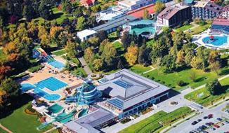 Slovinsko/Moravské Toplice - hotel Termal - autobusem