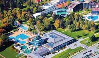 Slovinsko/Moravské Toplice - hotel Termal - vlastní doprava