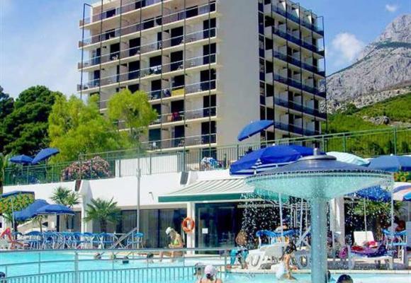 hotel BLUESUN NEPTUN 3 a dep. MASLINIK 3