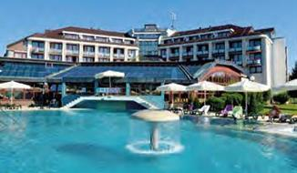 Lázně Moravske Toplice - Hotel Ajda
