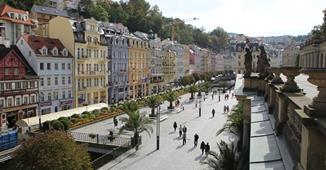ASTORIA Hotel & Medical Spa - Karlovy Vary ***
