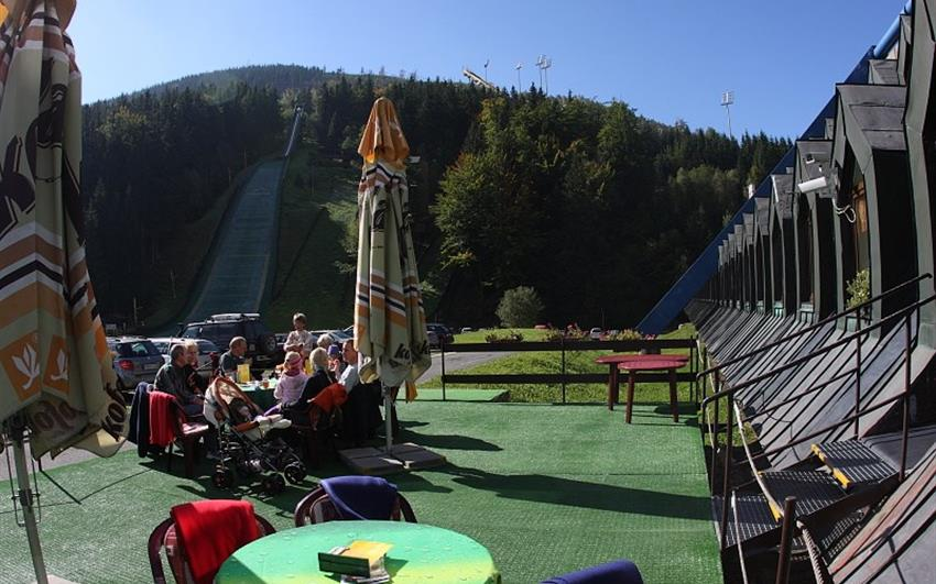 SKICENTRUM - Harrachov