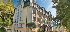 VILLA SAVOY SPA PARK HOTEL - Mariánské Lázně