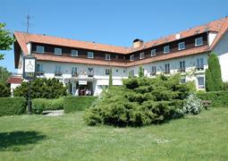 ZVÍKOV hotel - Zvíkovské Podhradí
