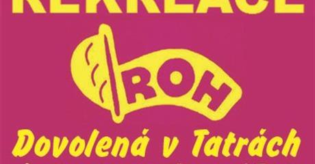 Zotavovna Morava - rekreace ROH