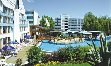 NaturMed Hotel CARBONA - Hévíz ****