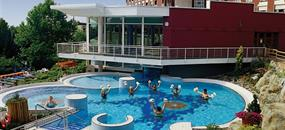 ENSANA THERMAL AQUA HEALTH SPA HOTEL - Hévíz