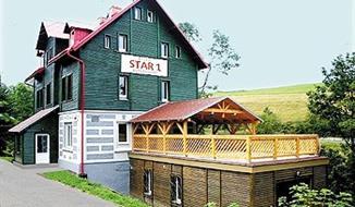 HOTEL STAR 1,2 - Háj pod Klínovcem