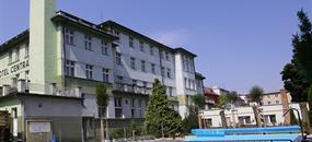 Wellness hotel CENTRÁL - Klatovy