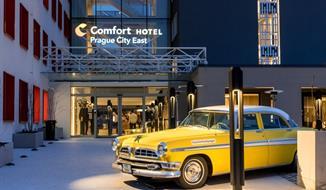 COMFORT HOTEL PRAGUE CITY EAST - Praha 10 - Strašnice