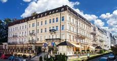 BOHEMIA LÁZNĚ, sanatorium Kriváň - Karlovy Vary - RELAXACE A REGENERACE (2)