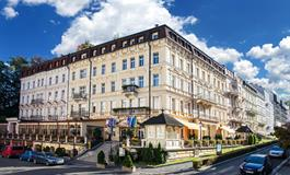 BOHEMIA LÁZNĚ, sanatorium Kriváň - Karlovy Vary - RELAXACE A REGENERACE (3)