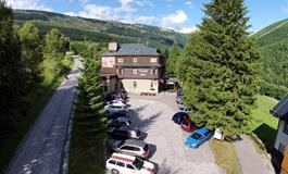 ALPSKÝ HOTEL - Špindlerův Mlýn - REKREAČNÍ POBYT