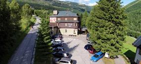 ALPSKÝ HOTEL - Špindlerův Mlýn - SENIOR PROGRAM od 50 let nebo ZTP (5)