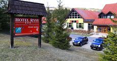RYSY - Tatranská Štrba - ZVÝHODNĚNÝ POBYT VE VYSOKÝCH TATRÁCH