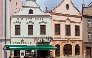 CONCERTINO ZLATÁ HUSA - Jindřichův Hradec - RELAX CONCERTINO (2)