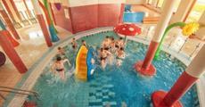 JUFA VULKAN THERMEN RESORT - Celldömölk - RELAXAČNÍ POBYT V HOTELU