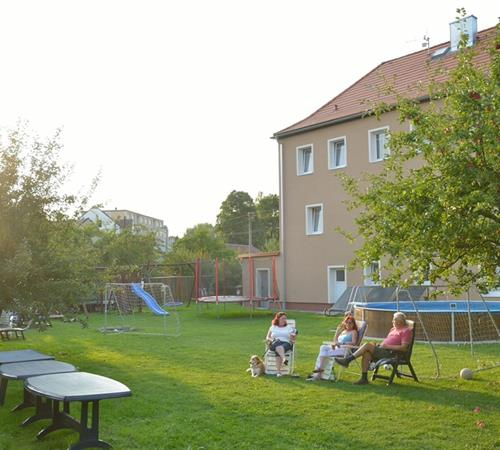GARNI VILDŠTEJN & PENZION KIRCH - Skalná - POHODA U KIRCHŮ (2)