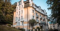 SPA HOTEL SILVA - Mariánské Lázně - REKREAČNÍ POBYT