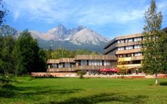 SOREA TITRIS - Tatranská Lomnica - REKREAČNÍ POBYT