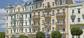 PARIS - Mariánské Lázně - BALÍČEK S PROCEDURAMI (3) víkend