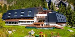 WELLNESS HOTELREPISKÁ - Demänovská Dolina - JESENNÝ POBYT NA 3 NOCI