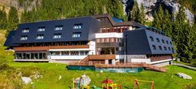 WELLNESS HOTELREPISKÁ - Demänovská Dolina - JESENNÝ POBYT NA 5 NOCÍ