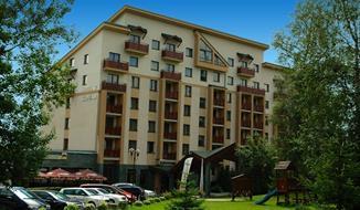 SLOVAN - Tatranská Lomnica - REKREAČNÍ POBYT