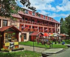 ZORA - Tatranská Lomnica - SENIOR POBYT (od 50 let)