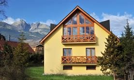 APLEND RESORT BEATRICE - VILA MAGNOLIA - Tatranská Lomnica