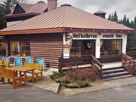 SPORT HOTEL BELLEVUE K - 180 - Harrachov - NA SKOK POD MŮSTEK (3)