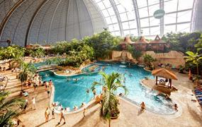 TROPICAL ISLANDS - Krausnick-Gross Wasserburg - TROPICAL ISLANDS (Woodland Home)