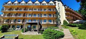 Hotel MAZURIA - Mragowo