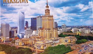 HOLIDAY INN WARSAW - CITY CENTRE - POZNEJTE VARŠAVU (4 dny/3 noci)