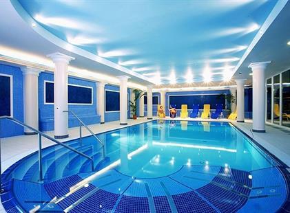 Spa & Wellness Hotel OLYMPIA - Mariánské Lázně - WELLNESS (4)