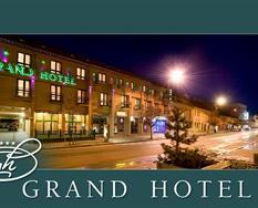 GRAND HOTEL - Třebíč - PĚTIDENNÍ POBYT V TŘEBÍČI