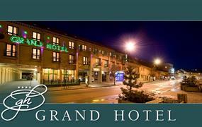 GRAND HOTEL - Třebíč - ŠESTIDENNÍ POBYT V TŘEBÍČI