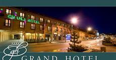GRAND HOTEL - Třebíč - PĚTIDENNÍ POBYT V TŘEBÍČI PRO SENIORY OD 60 LET