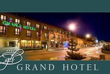 GRAND HOTEL - Třebíč - ŠESTIDENNÍ POBYT V TŘEBÍČI PRO SENIORY OD 60 LET