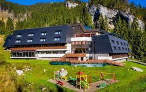 WELLNESS HOTELREPISKÁ - Demänovská Dolina - LETNÍ POBYT NA 3 NOCI