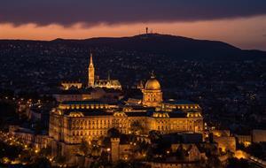 BAROSS CITY HOTEL - Budapest