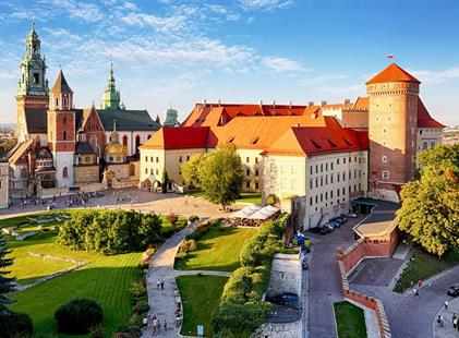 INDIGO - Kraków - Staré Město - POZNEJTE KRAKOV 4 DNY/ 3 NOCI