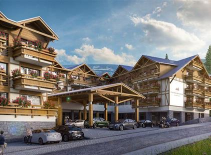 PLATINUM MOUNTAIN HOTEL & SPA - Szklarska Poręba - PLATINA NAD ZLATO pro SENIORY 55+ (6 dní/ 5 nocíÍ)