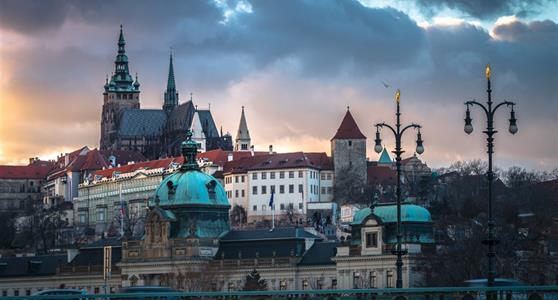 BARCELÓ OCCIDENTAL PRAHA FIVE - Praha 5 - Smíchov