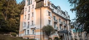 SPA HOTEL SILVA - Mariánské Lázně - RELAXAČNÍ POBYT (2)